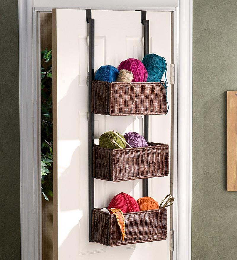 Over-the-door-baskets