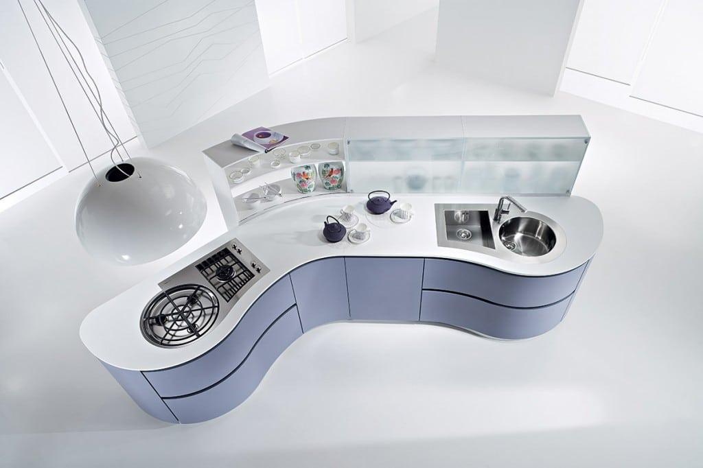 pedini - Compact Kitchen Ideas