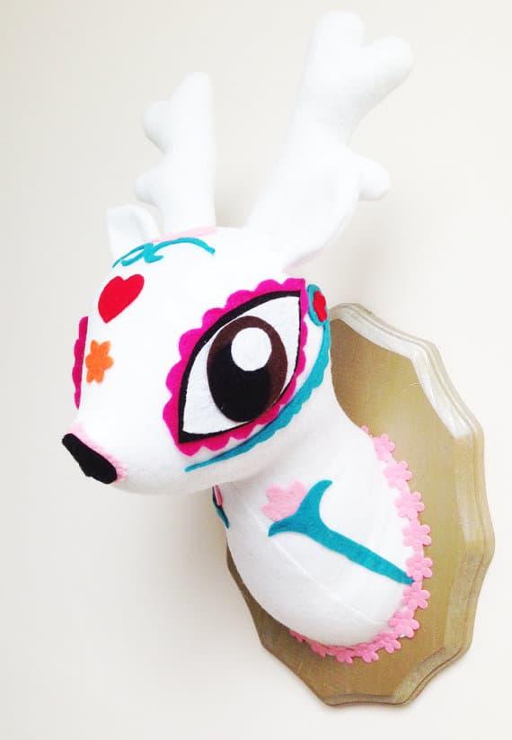 Faux-animal-head-14