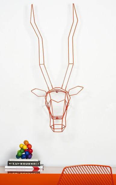 Faux-animal-head-5