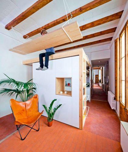 Apartment Refurbishment in Gran Via Anna & Eugeni Bach-1