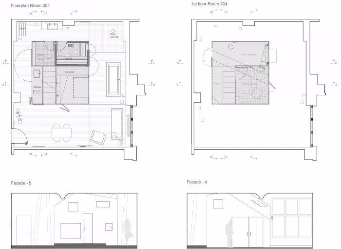 Room-304_Sigurd-Larsen_Michelberger-Hotel_Architecture-Danish-design-berlin_Plan-1100x804