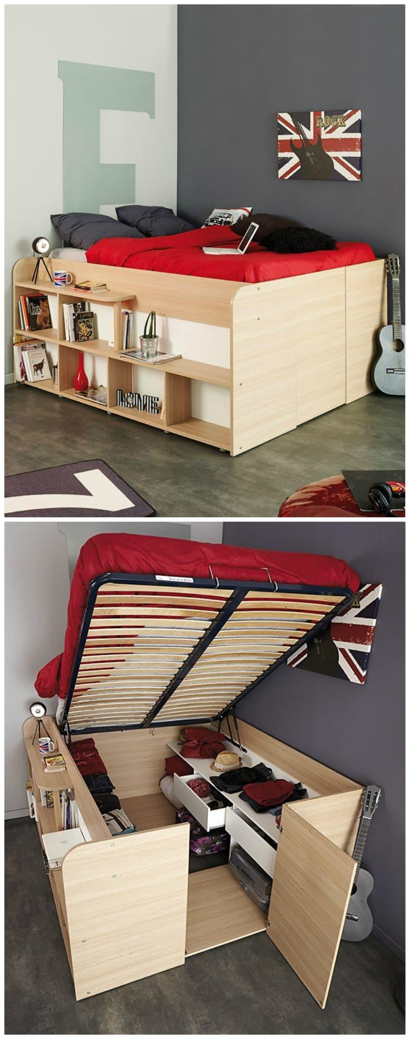 parisot-storage-bed