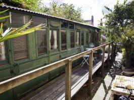 Helmsley Railway Carriage-3