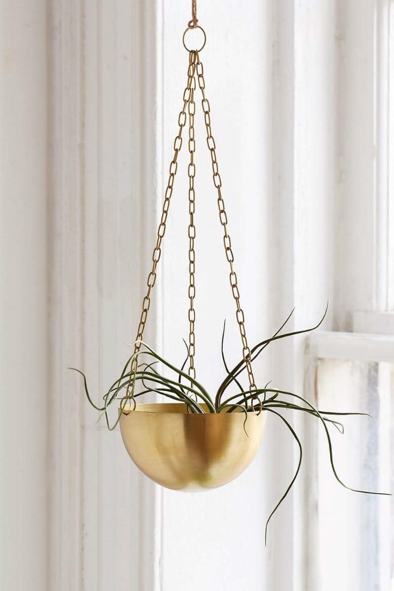 Hanging Metal Planter