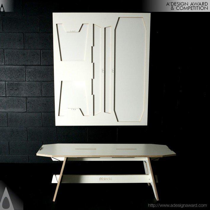 Vertical Furniture by Falecki Furniture