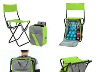 Multi-Purpose Backpack Chair