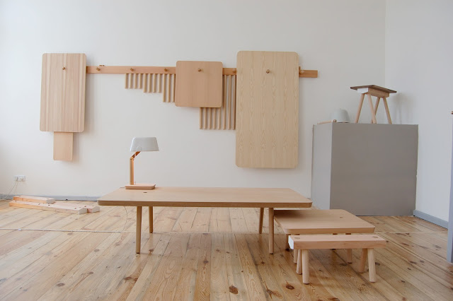 Wood1 1 - Hang your furniture on the wall