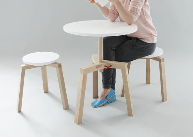 Mazur1 1 - Multifunctional design with a Scandinavian feel