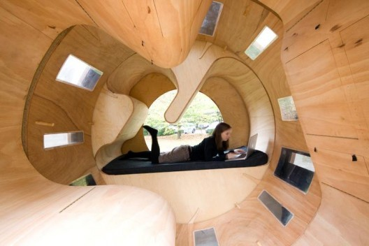 Rol5 1 - Roll it - an interesting housing concept