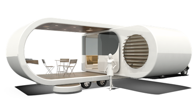 Rom4 1 - A expandable caravan with a twist