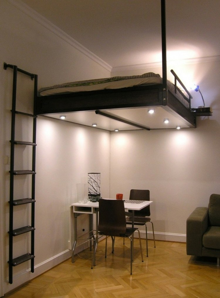 loft bed swedish & 10 great space-saving beds - Living in a shoebox