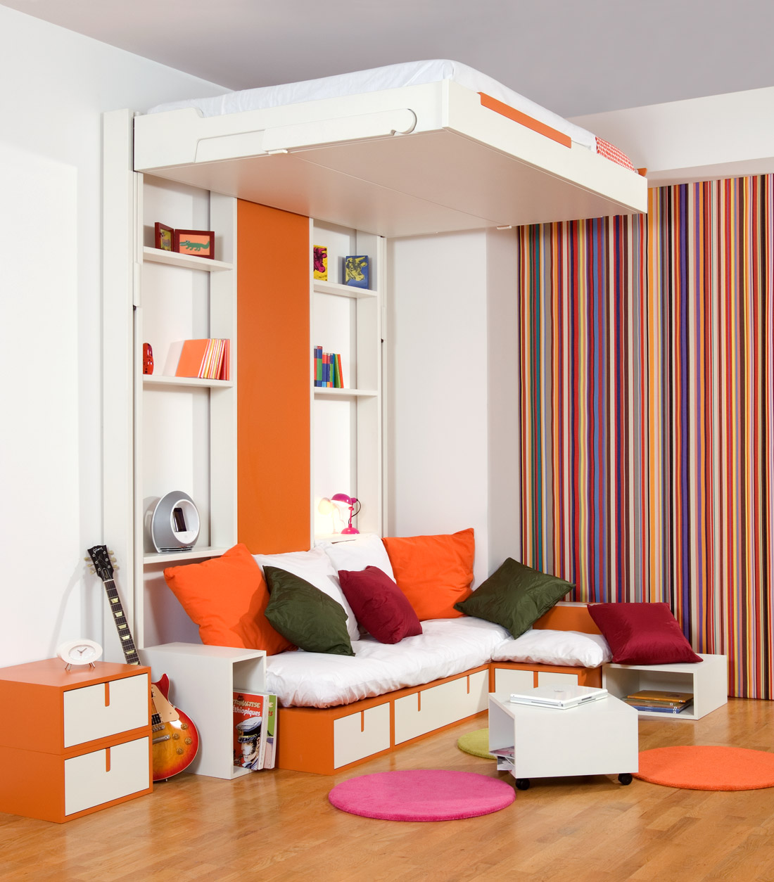 Mezzanine Bed Design 10 great space-saving beds - living in a shoebox