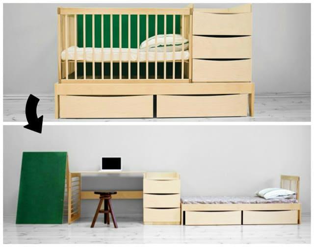 ad10 1 - Convertible furniture suitable for newborn to schoolchild