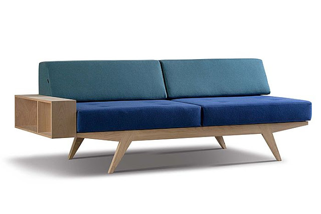 Wondrous New 60S Inspired Sofa Bed From Morelato Living In A Shoebox Caraccident5 Cool Chair Designs And Ideas Caraccident5Info