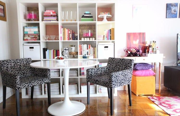 House Tour Nikki Rapport S Girly Studio Apartment