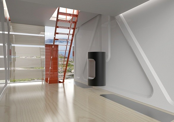 tjep isole3jpg - The Isolée house has a minimal (carbon) footprint