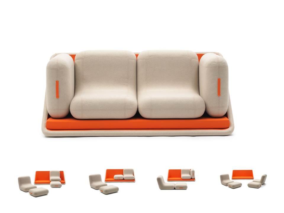 Cool Italian Multifunctional Furniture Living In A Shoebox Uwap Interior Chair Design Uwaporg