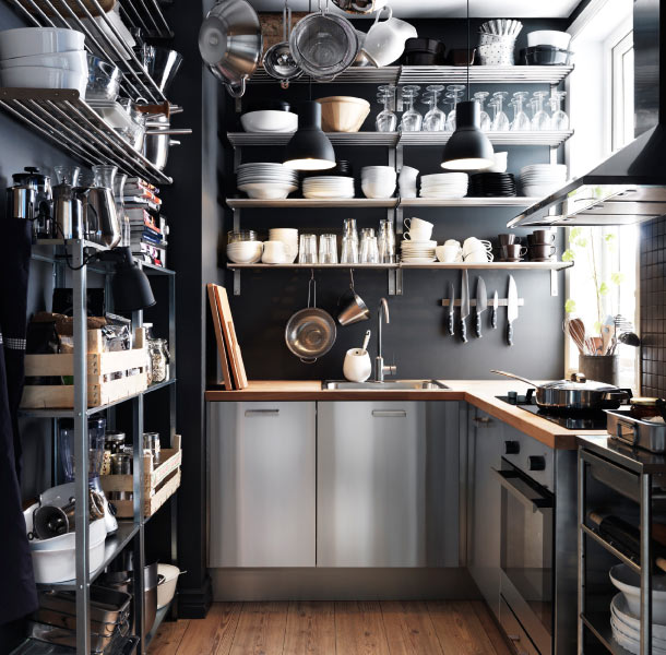 Small Kitchen Ikea Good Ideas
