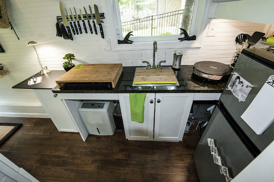 Narrow Kitchen Ideas Home 12 great small kitchen designs - living in a shoebox
