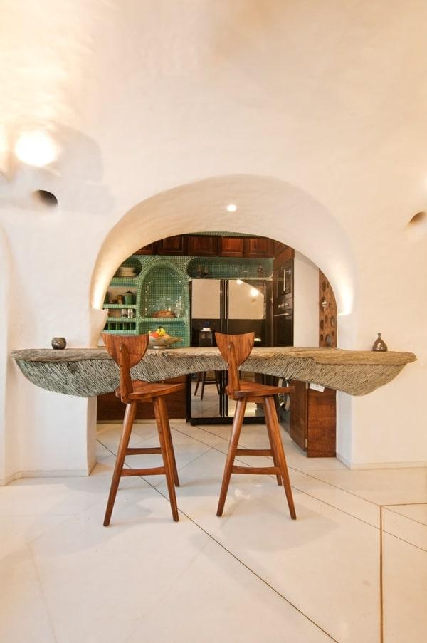 A Beautiful Organic House In Mumbai India Living In A Shoebox