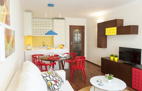 Colourful apartment momi studio 10 - Colourful apartment by Momi Studio
