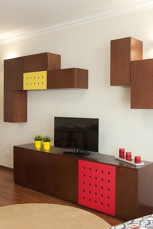 Colourful apartment momi studio 11 - Colourful apartment by Momi Studio