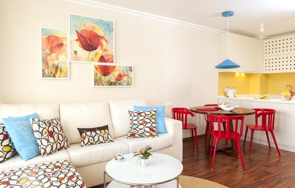 Colourful apartment momi studio 14 - Colourful apartment by Momi Studio