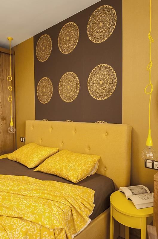 Colourful apartment momi studio 19 - Colourful apartment by Momi Studio