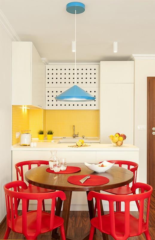 Colourful apartment momi studio 9 - Colourful apartment by Momi Studio