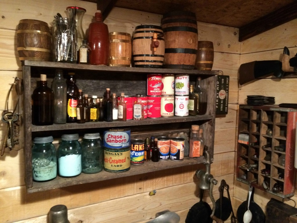 Man Cave Shelves : Built the ultimate man cave for $107 living in a shoebox