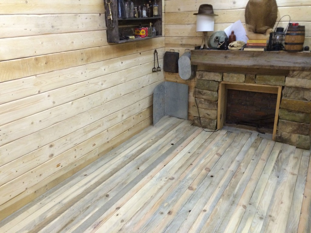 Lighting Basement Washroom Stairs: Built The Ultimate Man Cave For $107