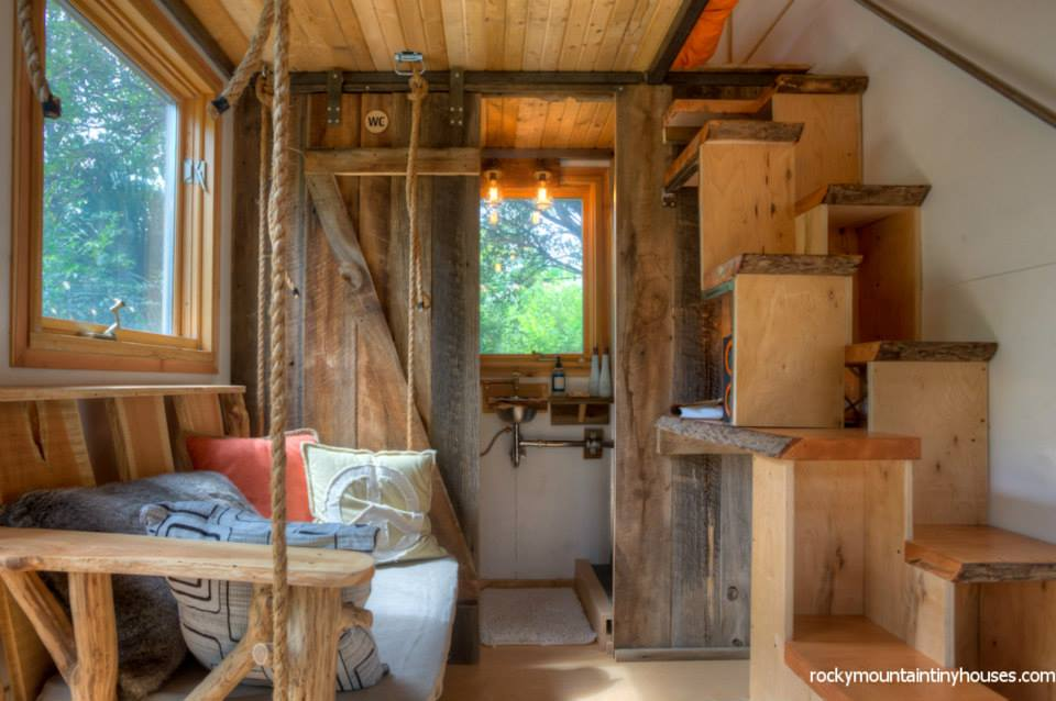 Rocky Mountain Tiny House 6