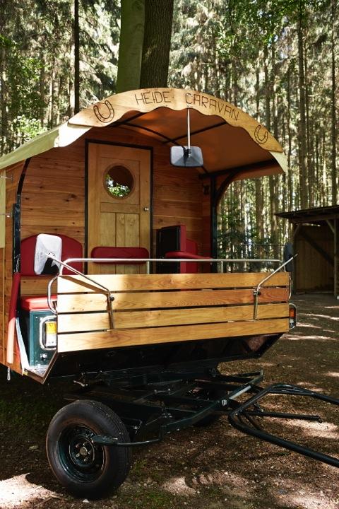 140613 HeideCaravan 0228 - Travel the German moorland in a horse drawn caravan