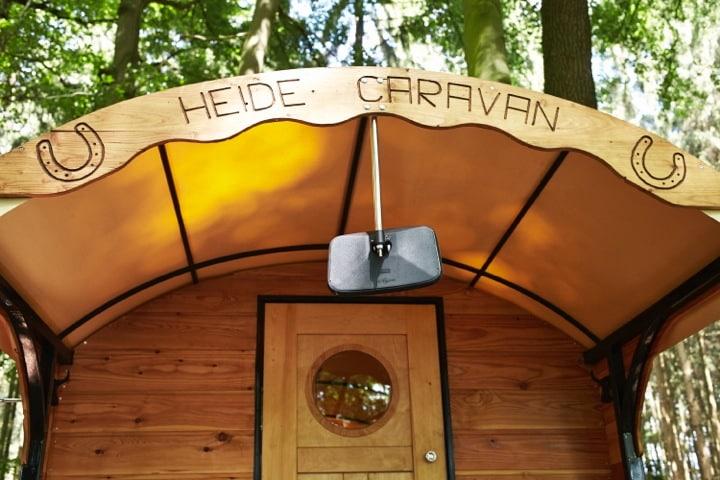 140613 HeideCaravan 0233 - Travel the German moorland in a horse drawn caravan