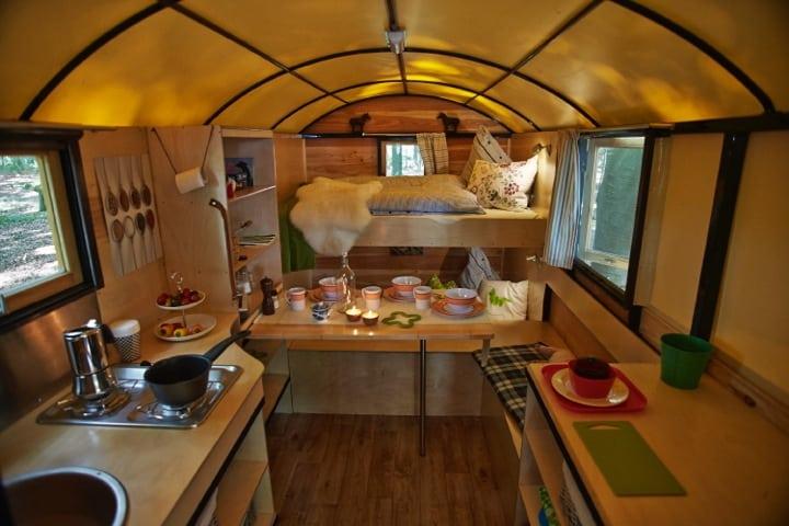 140613 HeideCaravan 0263 - Travel the German moorland in a horse drawn caravan