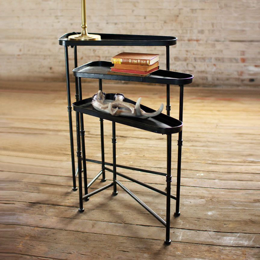 Industrial Chic Tables
