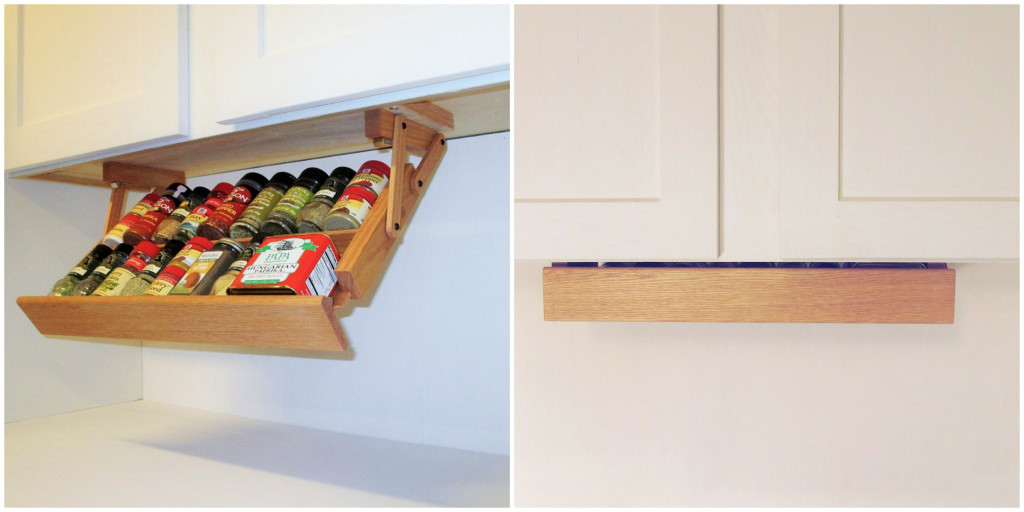 Maximize your cabinet space with these 16 storage ideas - Living ...