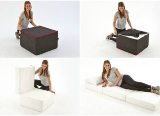 footstool-bed
