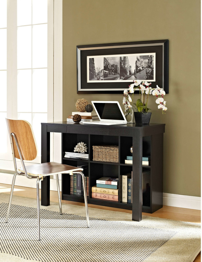 Superieur Desk With Bookcase