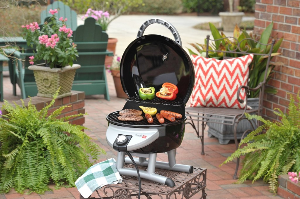 Electric Grills For Apartment Balconies ~ Great ideas for transforming your tiny balcony into a