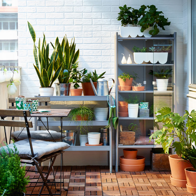 14 Great Ideas For Transforming Your Tiny Balcony Into A