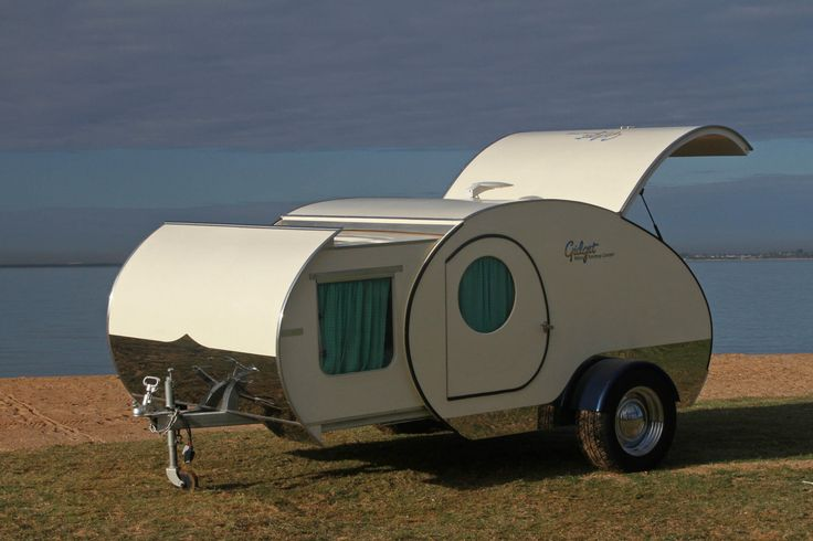Gidget Teardrop Trailer 1 Kvalitet