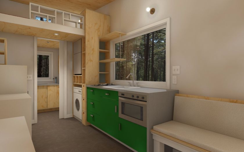 Peachy Tiny House Plans Released For The Model Stem N Leaf That Download Free Architecture Designs Scobabritishbridgeorg