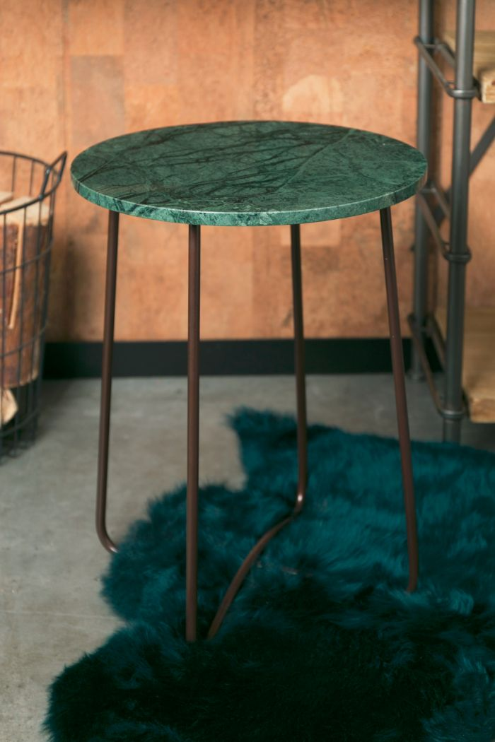 Emerald Marble Table Lifestyle Cuckooland GBP109 - Cuckooland launches new range of global-inspired interiors