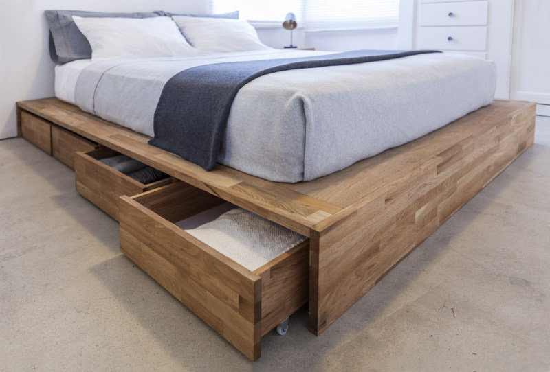 Get Some Extra Mileage Out Of Your Sleeping Space With