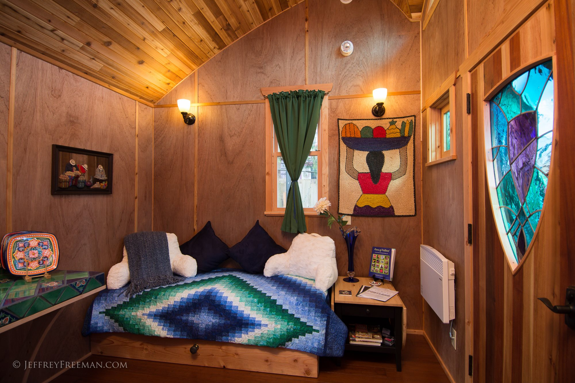 The Hotel Caravan welcomes new wheelchair accessible tiny ...