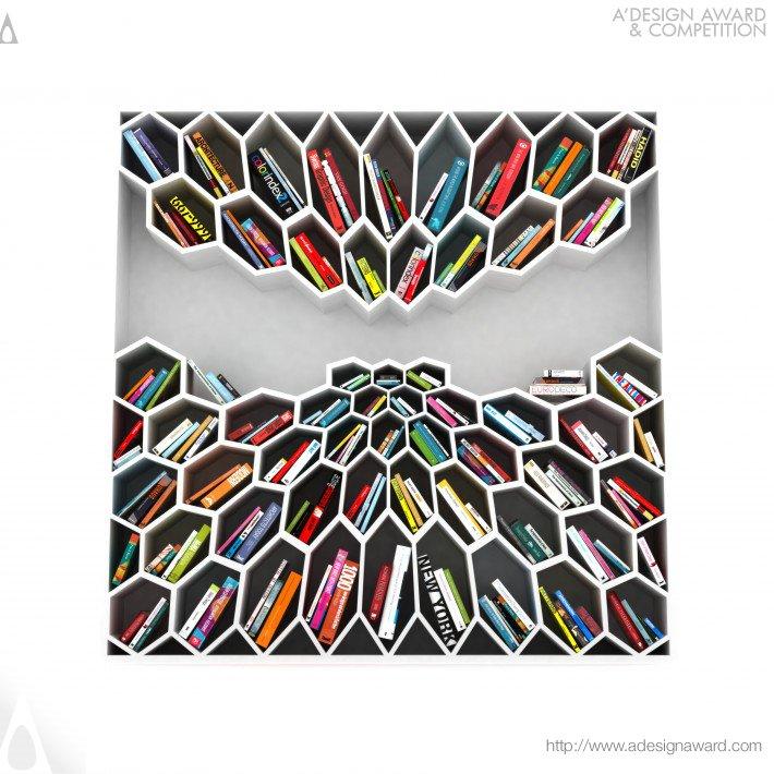Honeycomb by Seyed Mohammad Mortazavi