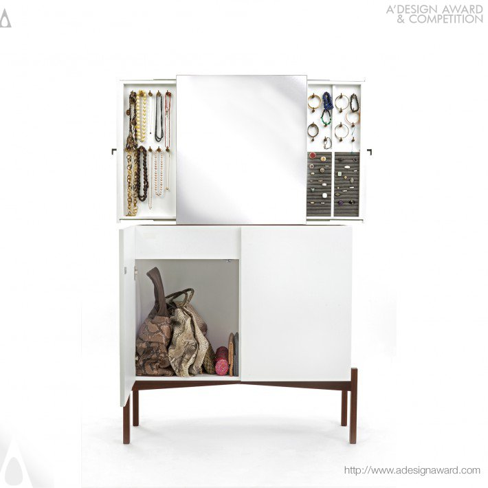 The New Dressing Table by Ece Yilmaz