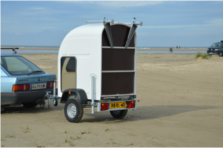 Wide Path Camper Launches Foldable Micro Camper That Can